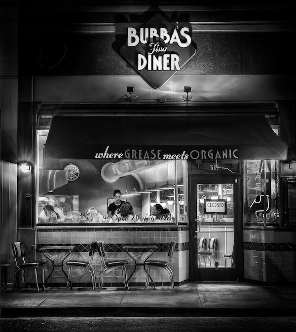 Bubba's Diner, San Anselmo, California