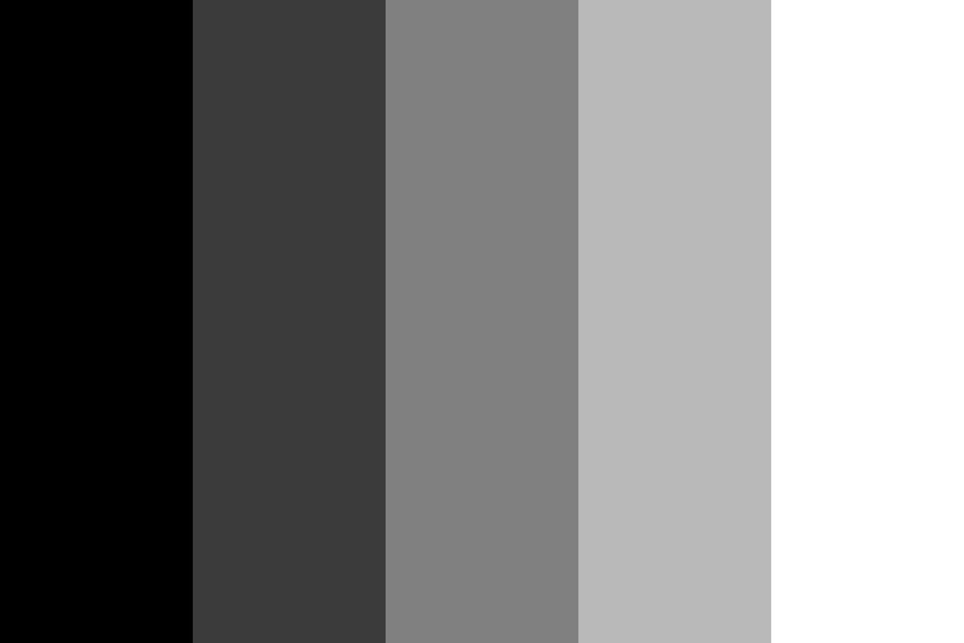 ...,  white lightens the underlying image and 50% gray causes no change