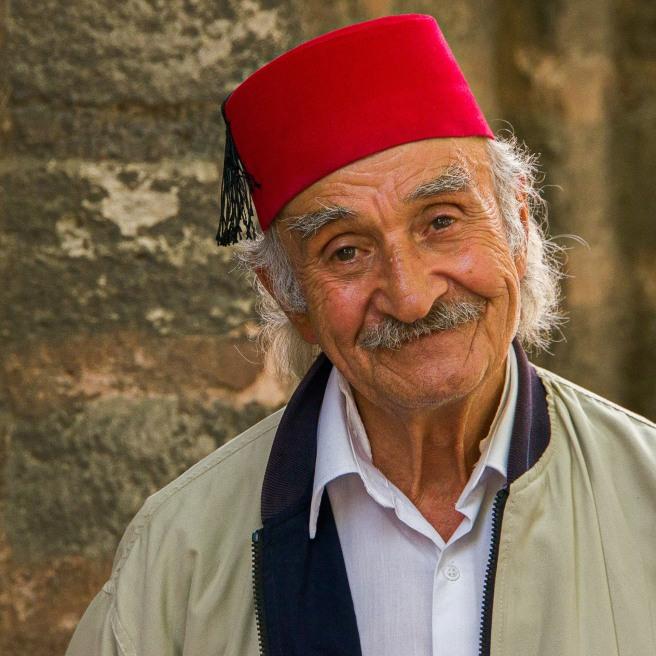 Istanbul Fez Man