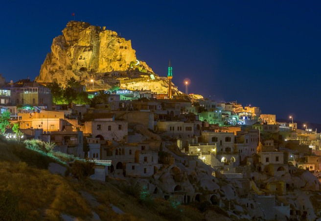 Cappadocia at Night (#2)