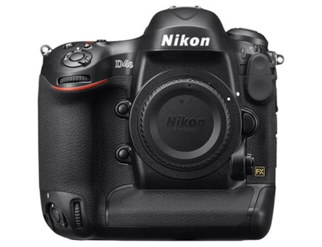 Nikon D4s - Product Shot
